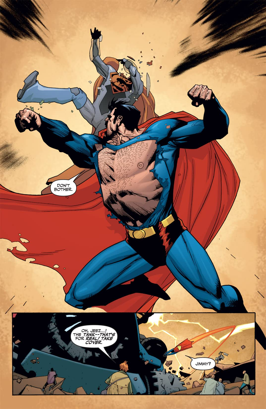 Superman: Birthright #12