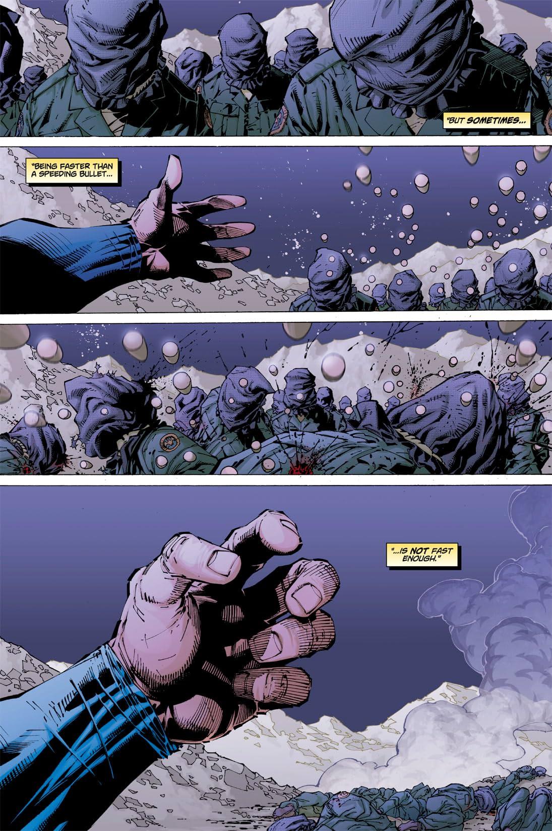 Superman (1987-2006) #207