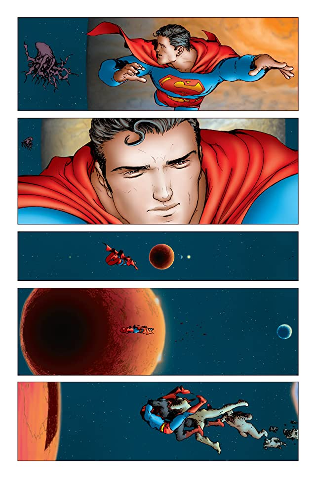 click for super-sized previews of All Star Superman #7