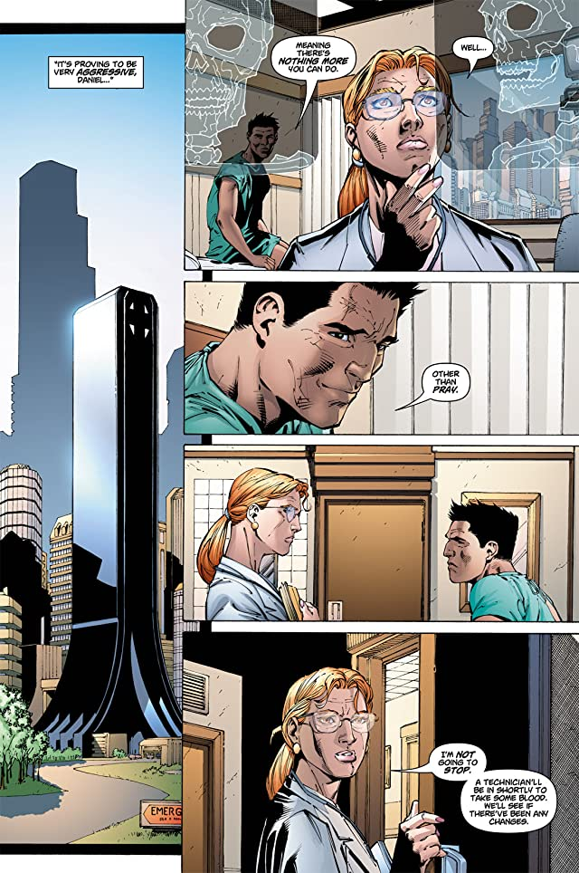 click for super-sized previews of Superman (1987-2006) #208