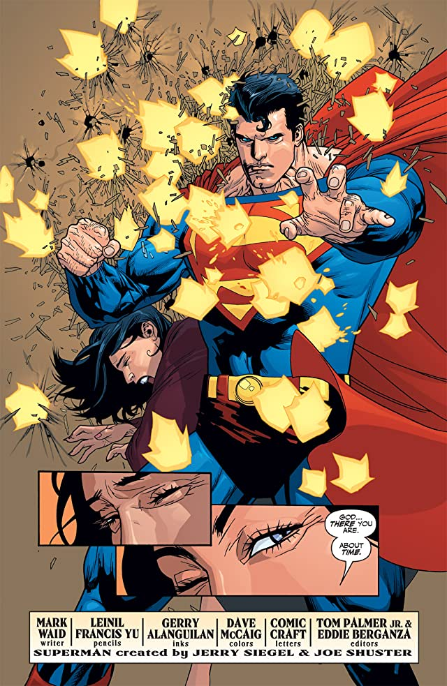 Superman: Birthright #9