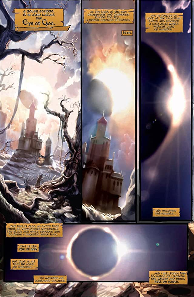 click for super-sized previews of Kade: Sun Of Perdition #1