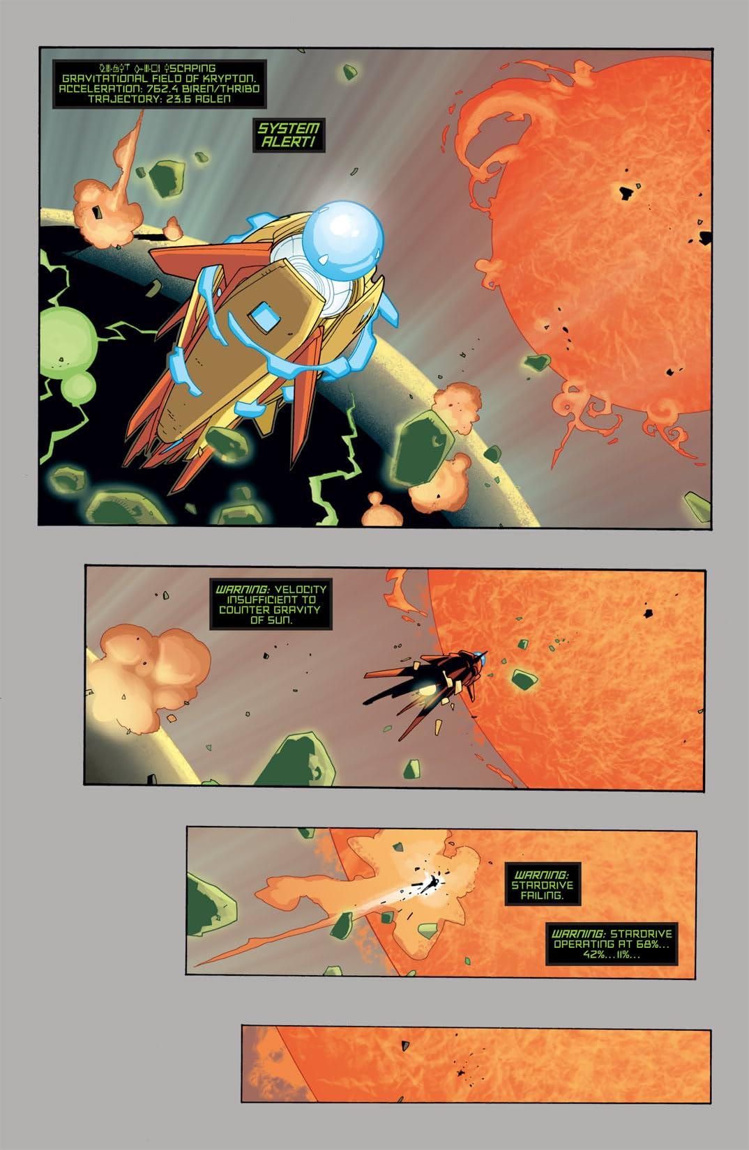 Superman: Birthright #1