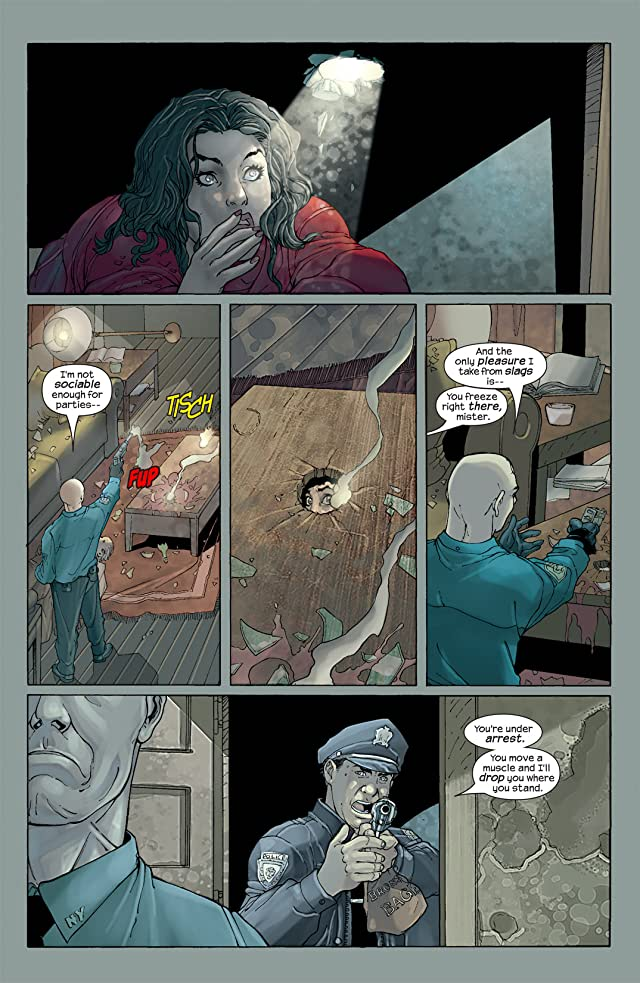 click for super-sized previews of Ultimate Elektra #3