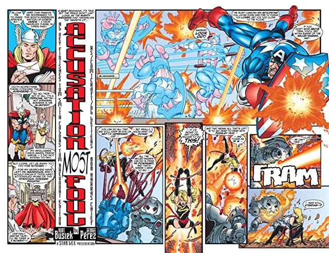 click for super-sized previews of Avengers (1998-2004) #5