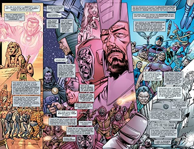 click for super-sized previews of Universe X #9