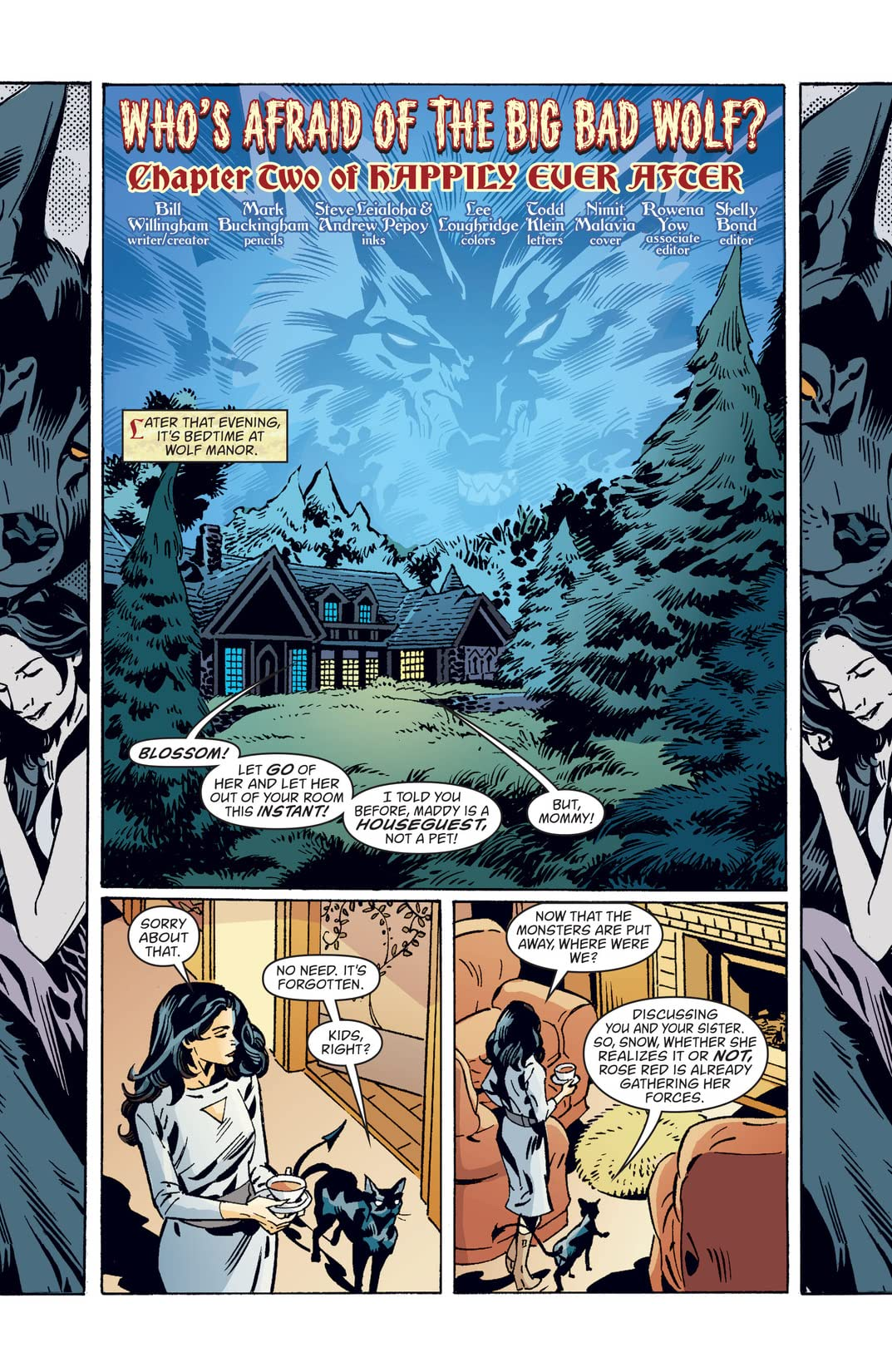 Fables #142