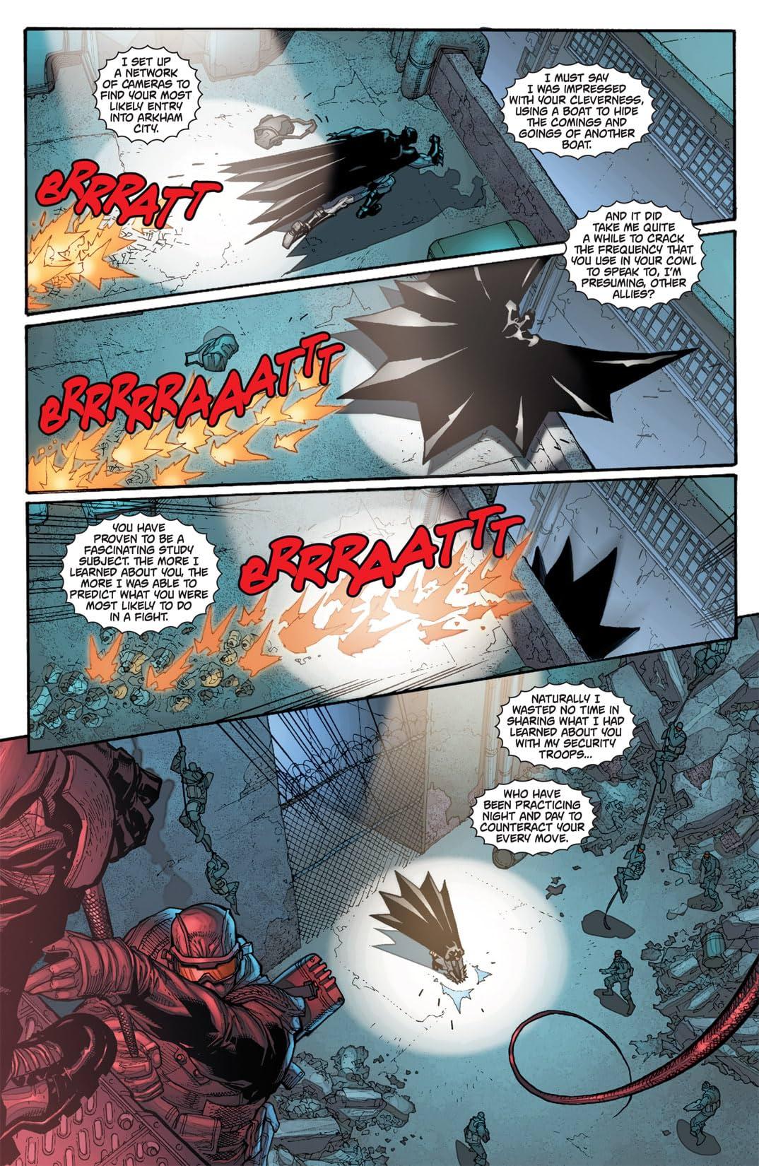Batman: Arkham City #4 (of 5)