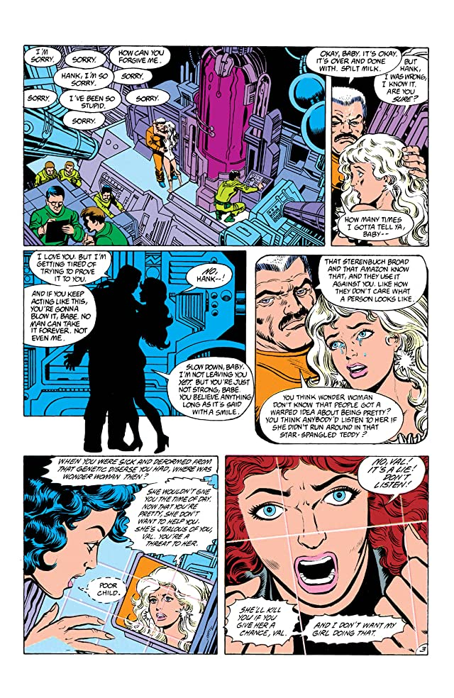 click for super-sized previews of Wonder Woman (1987-2006) #44