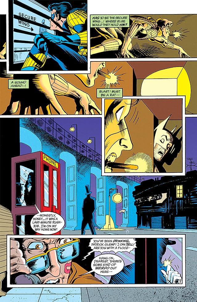 Batman: Shadow of the Bat #3
