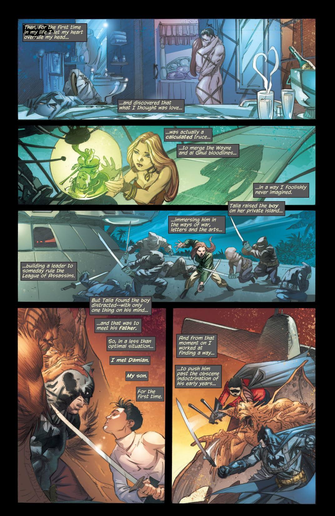 Robin Rises: Omega (2014) #1