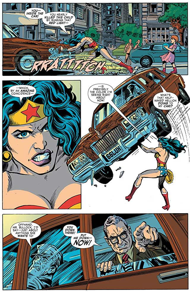 click for super-sized previews of DC Retroactive: Wonder Woman - The 80s #1