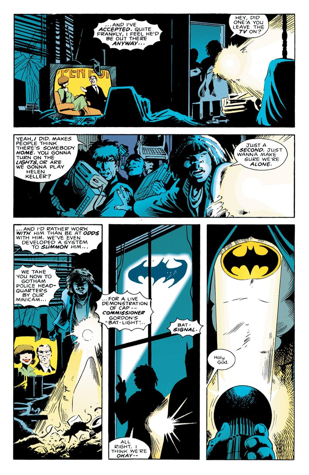 Detective Comics (1937-2011) #575