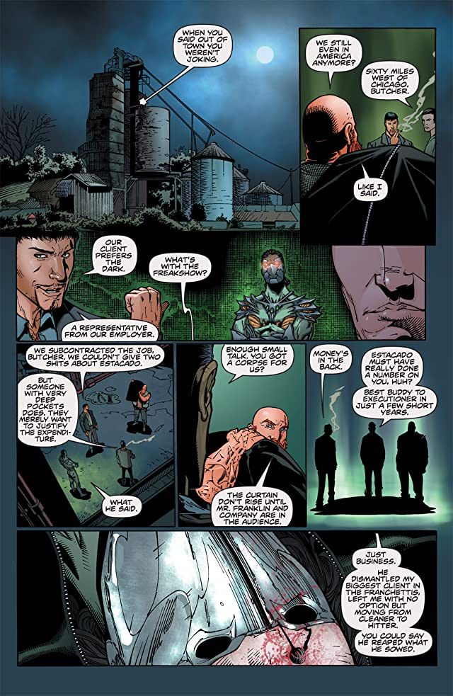 click for super-sized previews of The Darkness #92