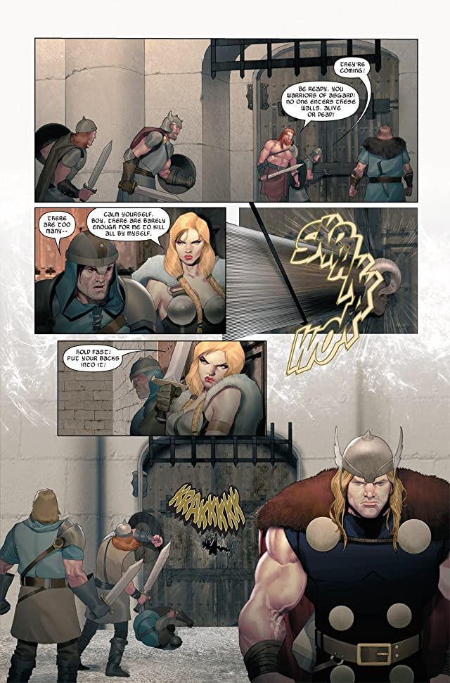 Thor: Heaven and Earth #1 (of 4)