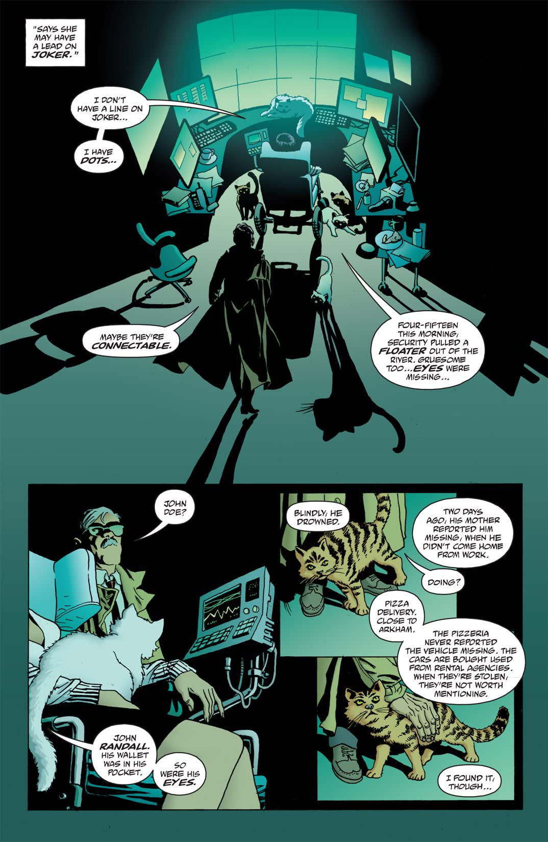 Flashpoint: Batman - Knight of Vengeance #2 (of 3)