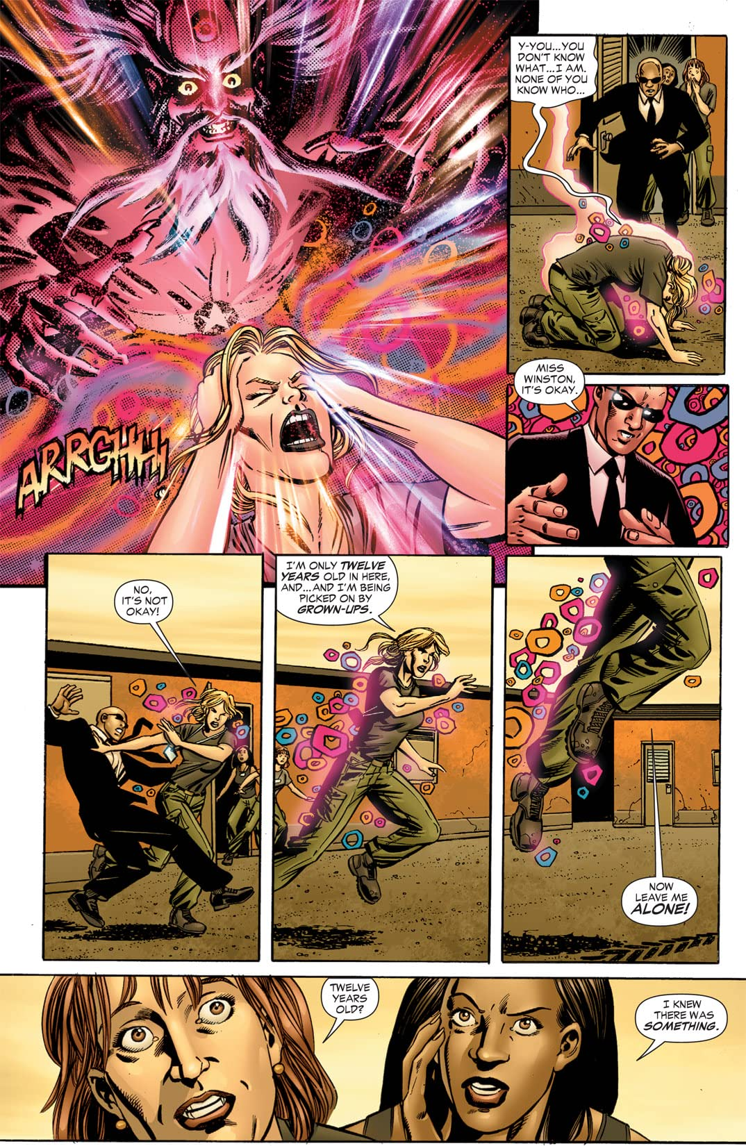 Flashpoint: Secret Seven #2 (of 3)