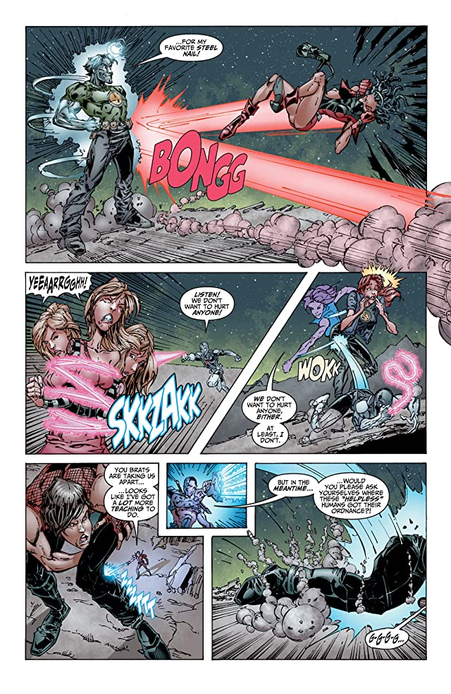 click for super-sized previews of Gen13 (2006-2011) #33