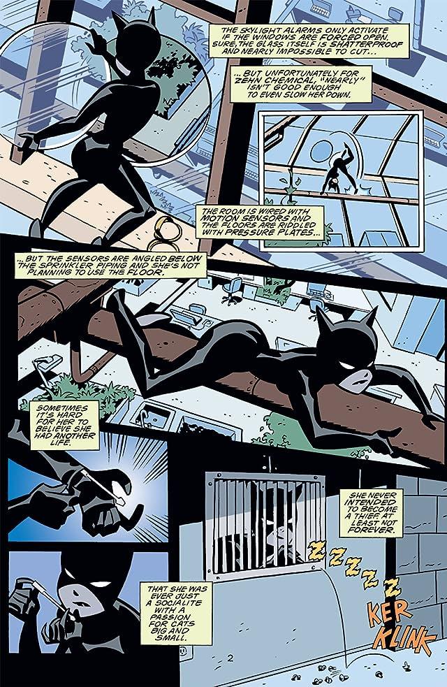 Gotham Girls #1 (of 5)
