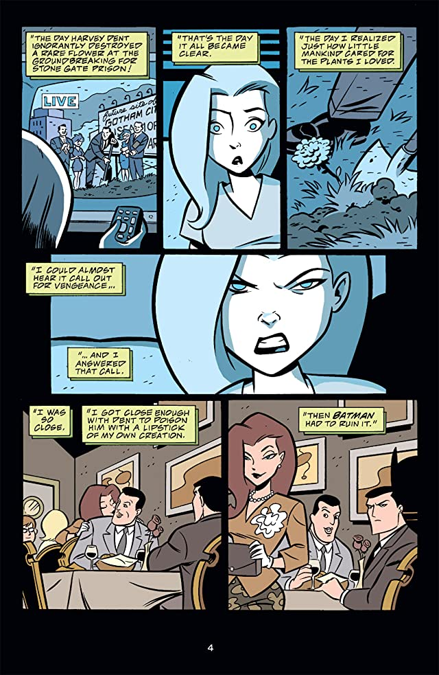 click for super-sized previews of Gotham Girls #2