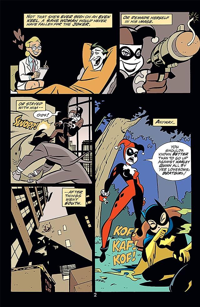 Gotham Girls #3 (of 5)