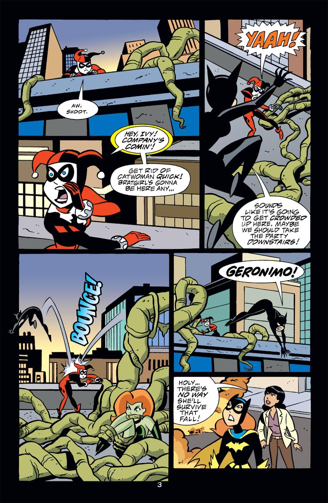 Gotham Girls #5 (of 5)