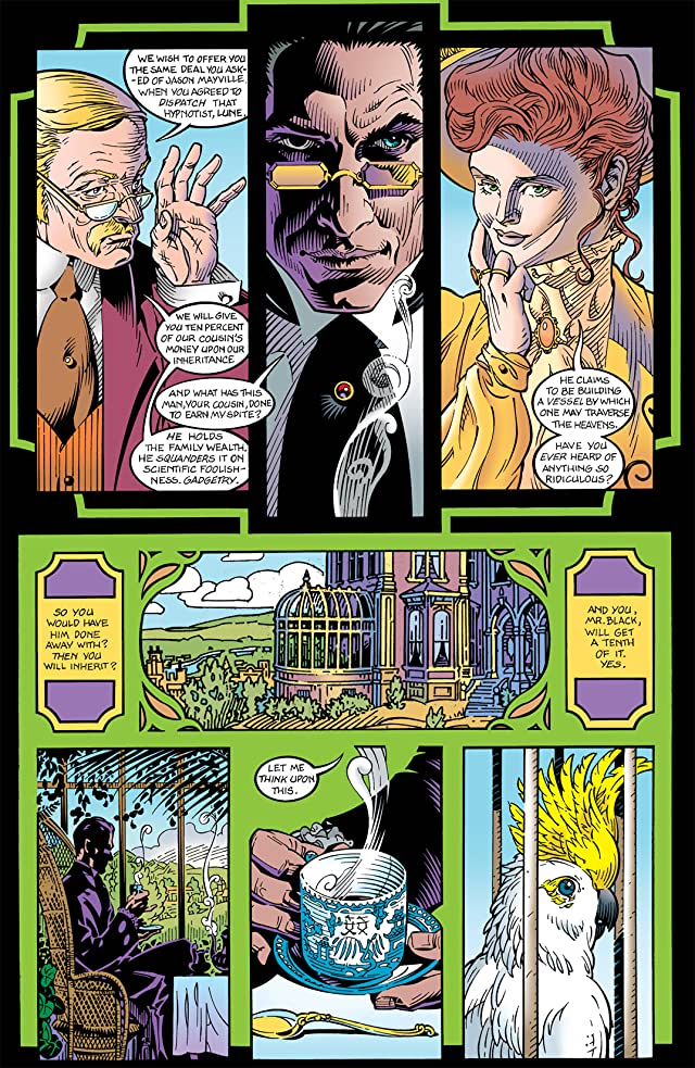 Starman (1994-2001) #54