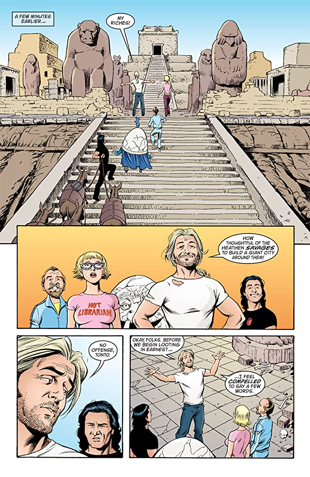 click for super-sized previews of Jack of Fables #20