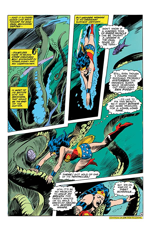 click for super-sized previews of Wonder Woman (1942-1986) #289