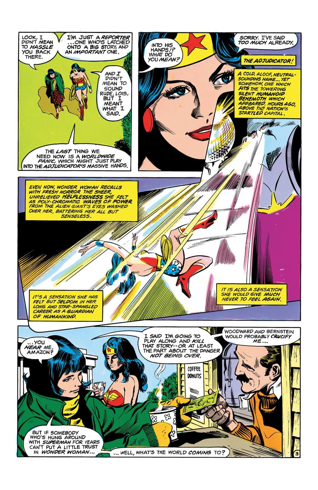 Wonder Woman (1942-1986) #292