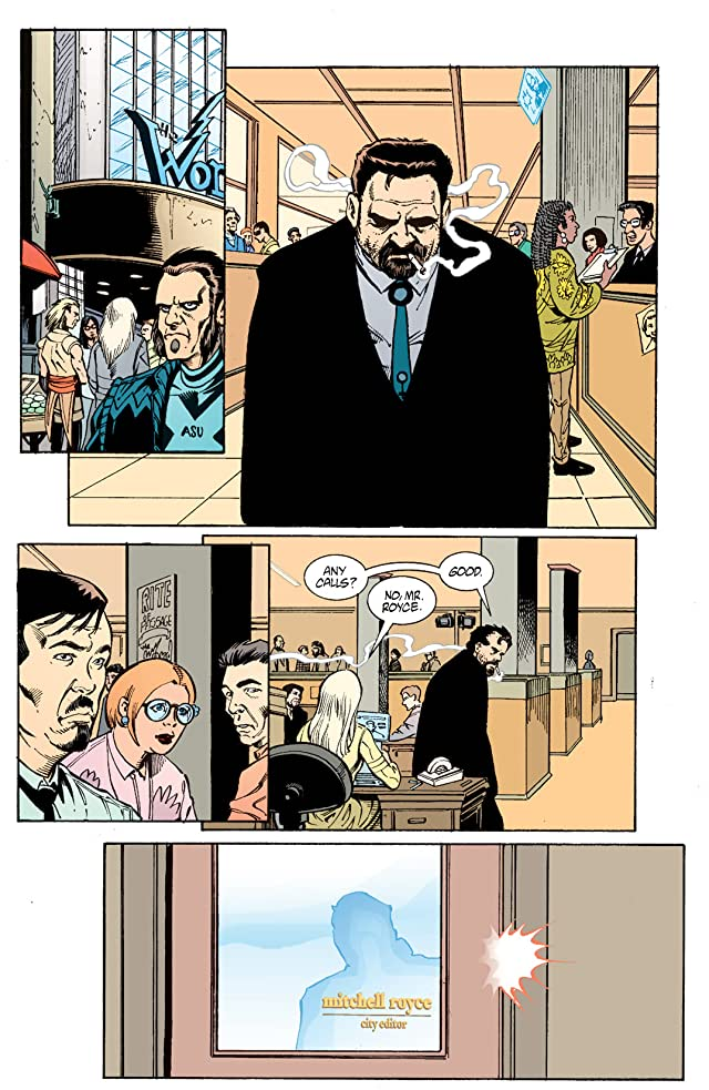 click for super-sized previews of Transmetropolitan #51