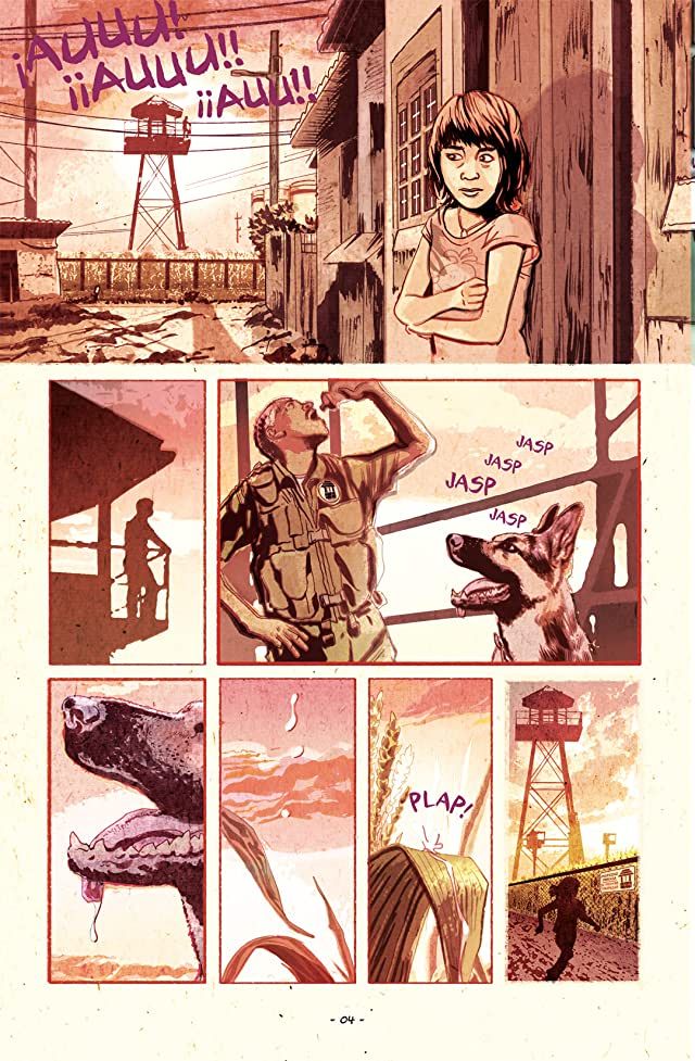 click for super-sized previews of Feeding Ground (En Espanol) #1 (of 6)