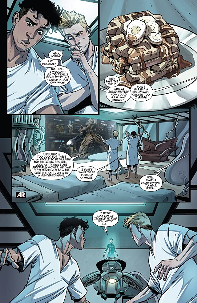 click for super-sized previews of Avengers World (2014-) #9