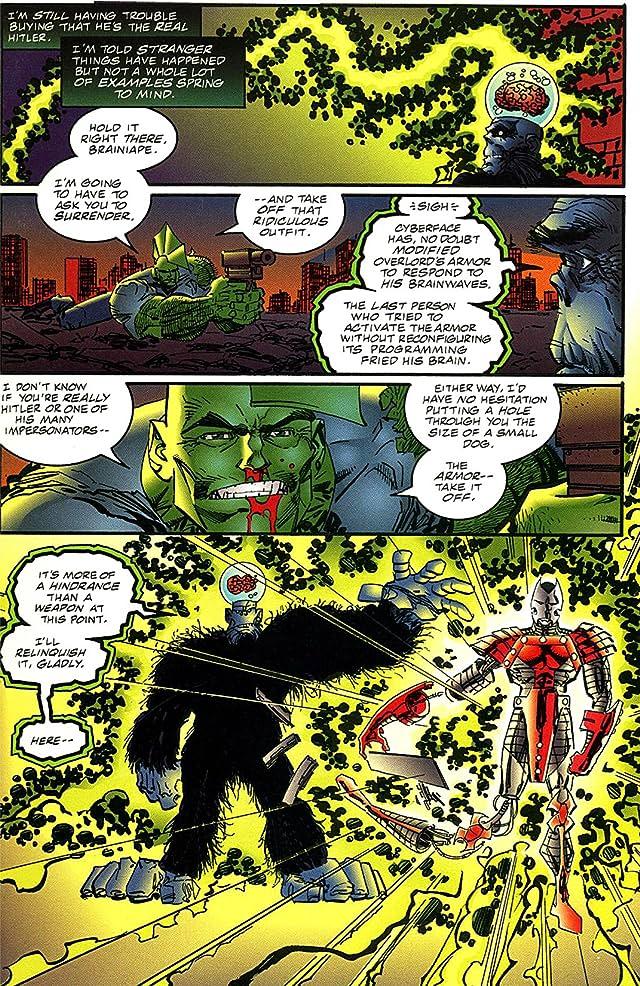 Savage Dragon #50