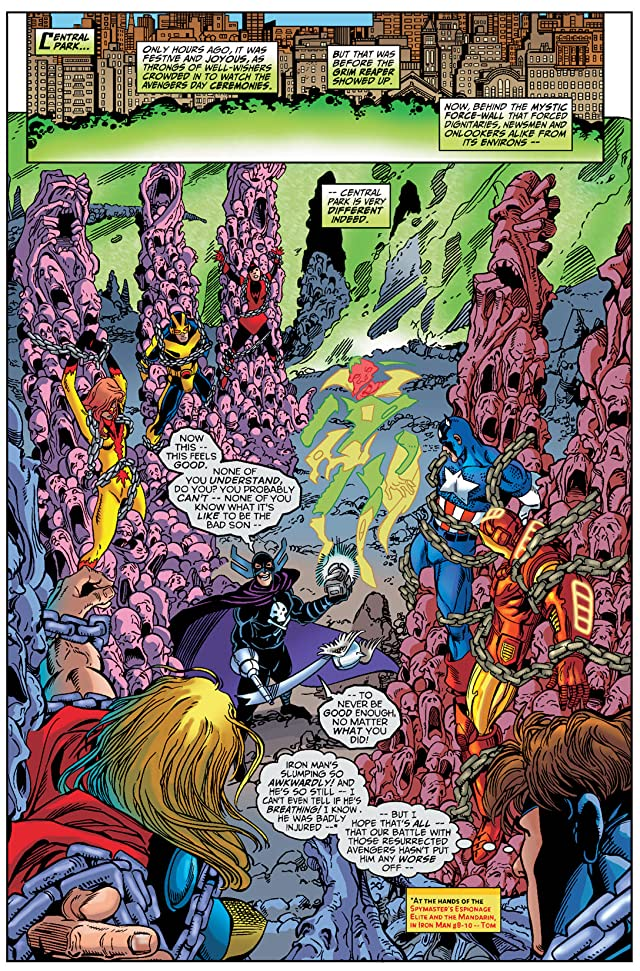 click for super-sized previews of Avengers (1998-2004) #11