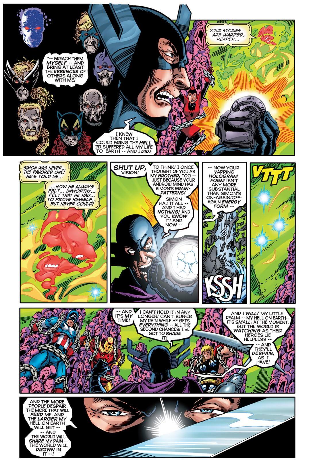 Avengers (1998-2004) #11