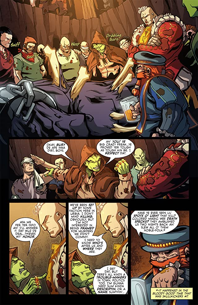 click for super-sized previews of Skullkickers #9