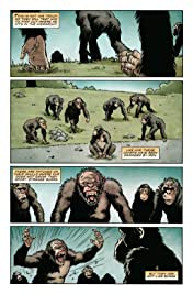 Rise of the Planet of the Apes Prequel: Chapter 5