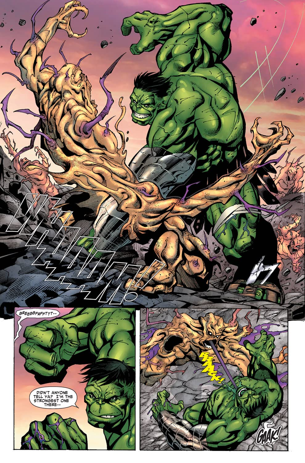 Incredible Hulk (1999-2007) #99