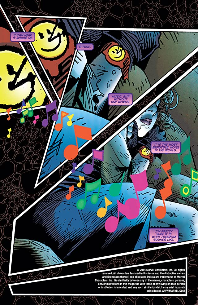 click for super-sized previews of Generation Next #4