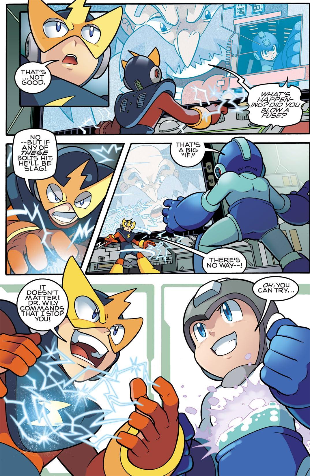 Mega Man #3