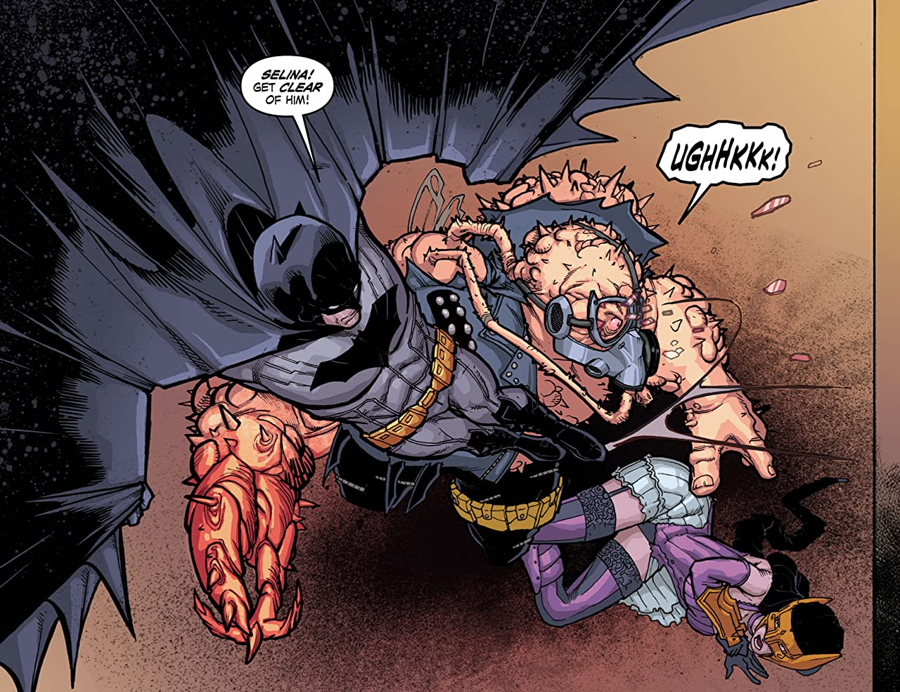Infinite Crisis: Fight for the Multiverse (2014-2015) #8