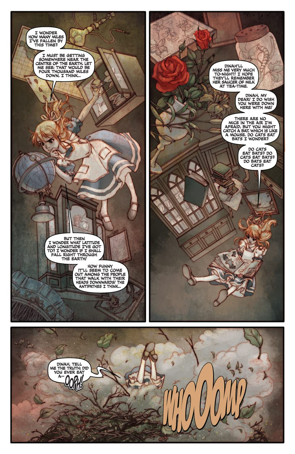 The Complete Alice In Wonderland #1 (of 4)