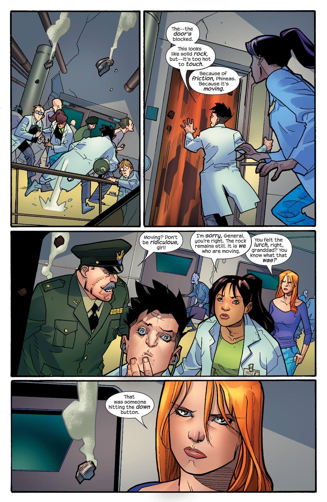 Ultimate Fantastic Four Annual #2