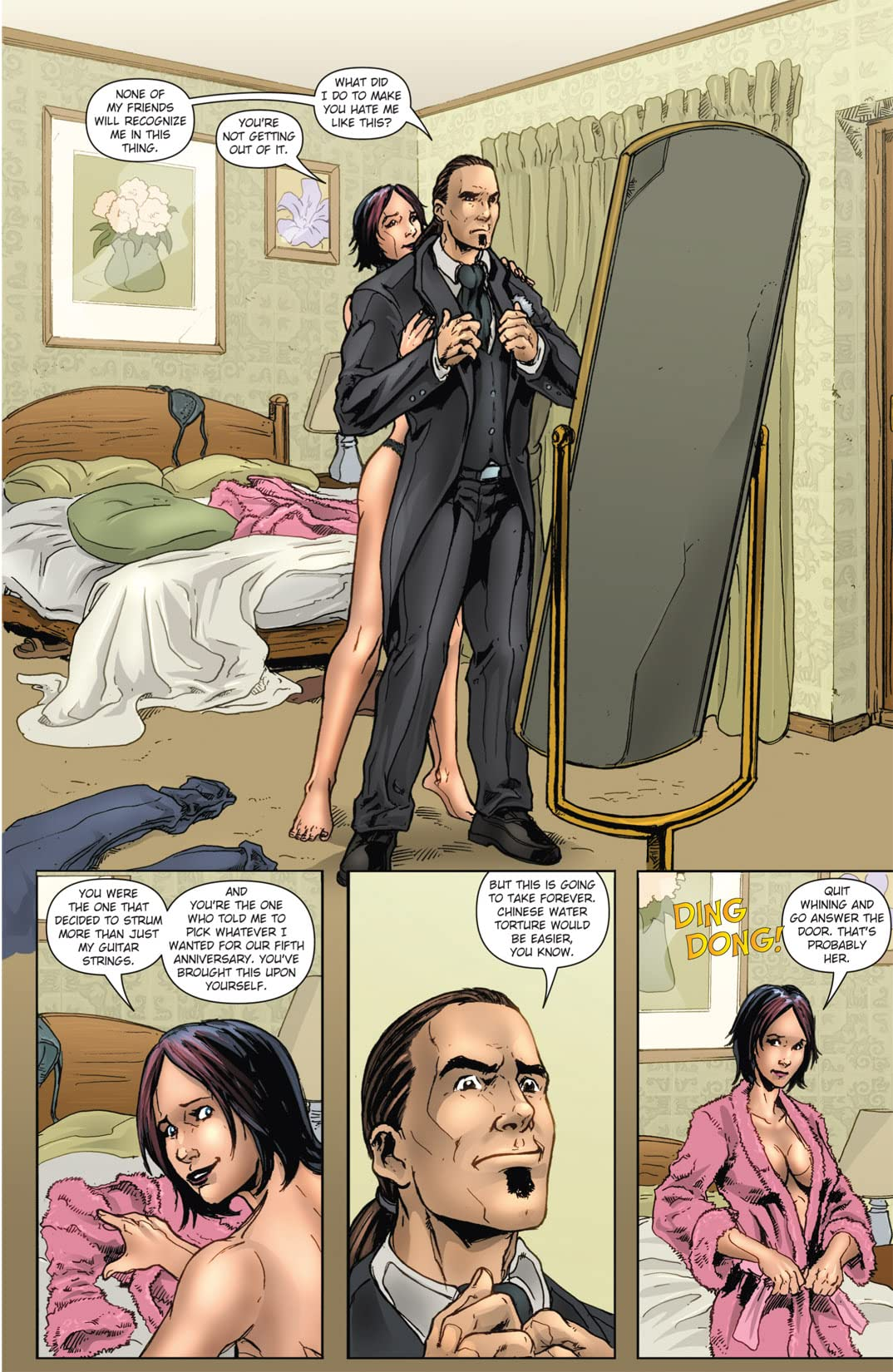 Grimm Fairy Tales #35