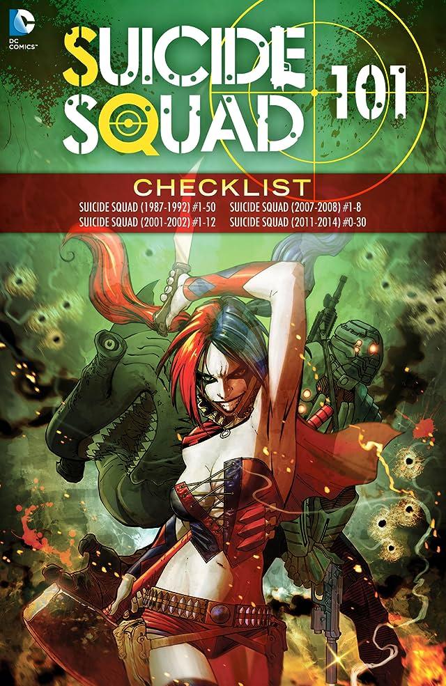 Suicide Squad 101