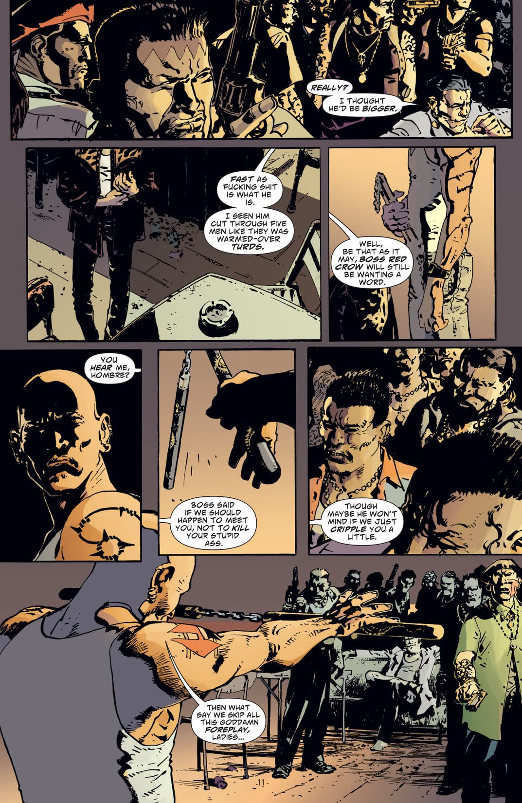 Scalped Vol. 1: Indian Country