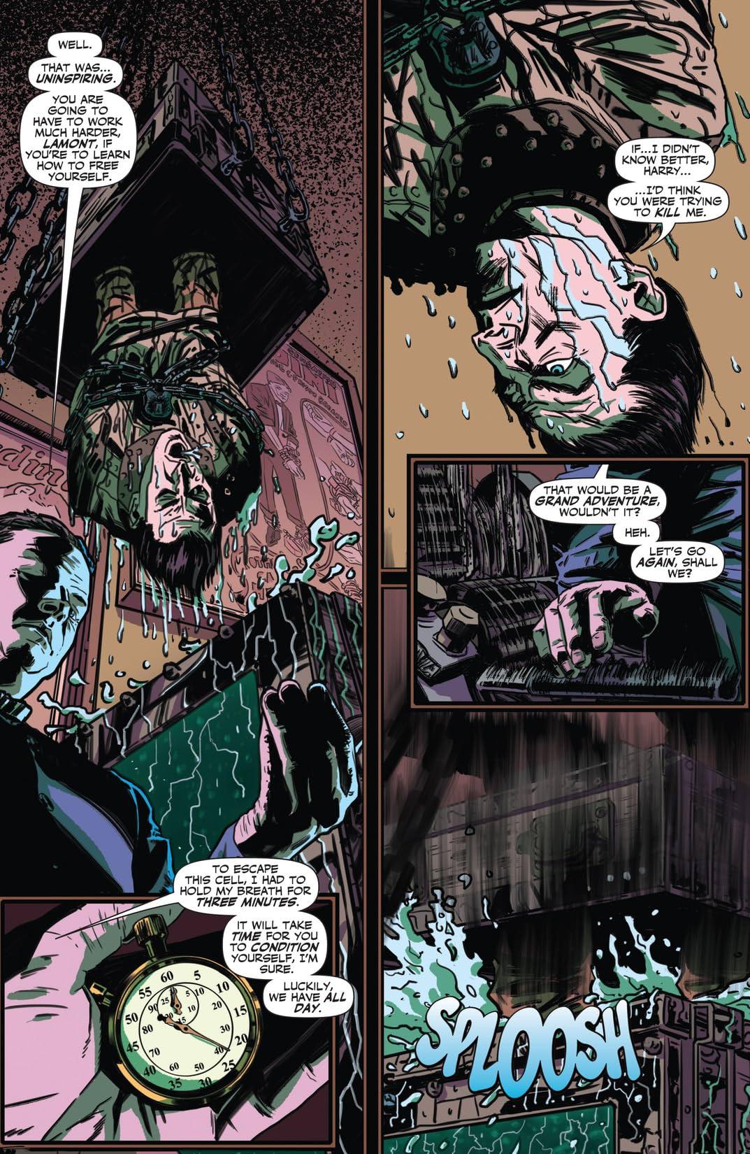 The Shadow Vol. 2 #0: Digital Exclusive Edition