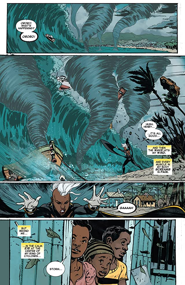 click for super-sized previews of Storm (2014-) #1