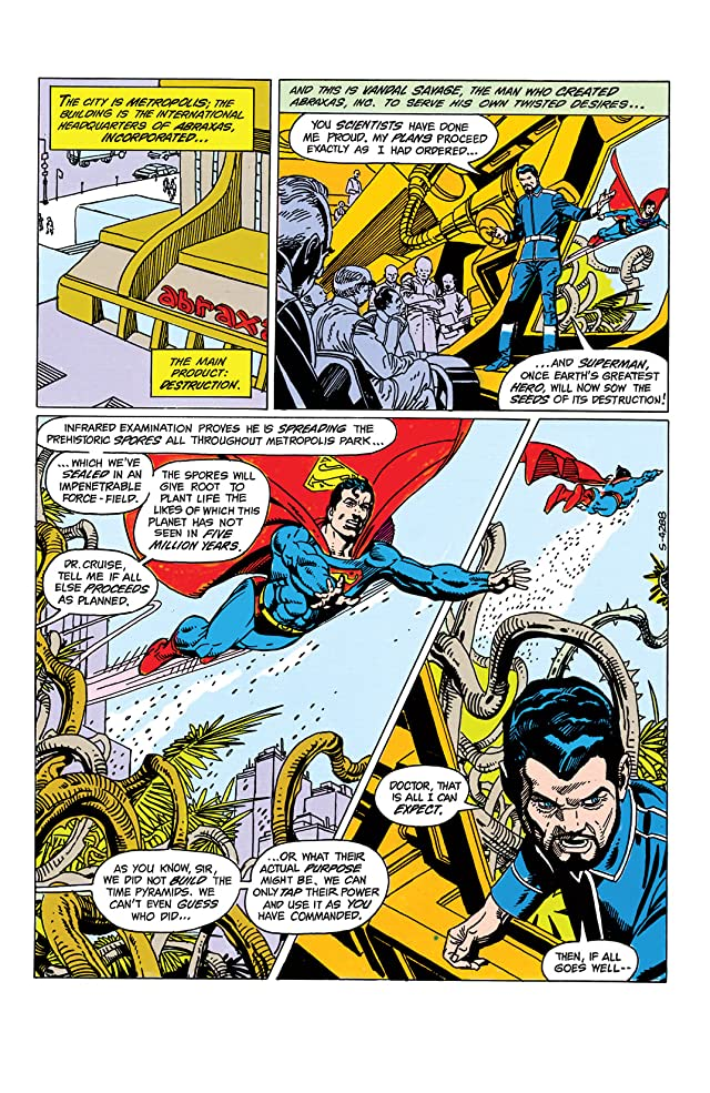click for super-sized previews of Action Comics (1938-2011) #553